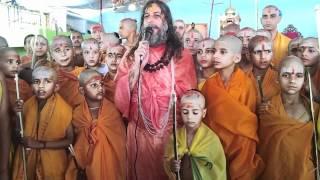 Acharaya Shri 1008 Mahamandleshwar Swami Vishwatmanand Saraswati ji Maharaj