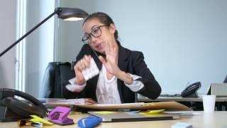 Insopportabilmente donna - Le donne in ufficio