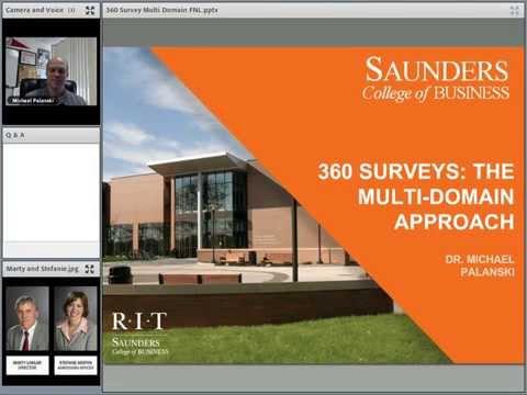 RIT's Multi Domain 360 Degree Leadership Survey
