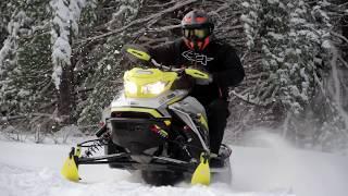 STV 2018 - 2018 Ski-Doo MXZ 850 XRS