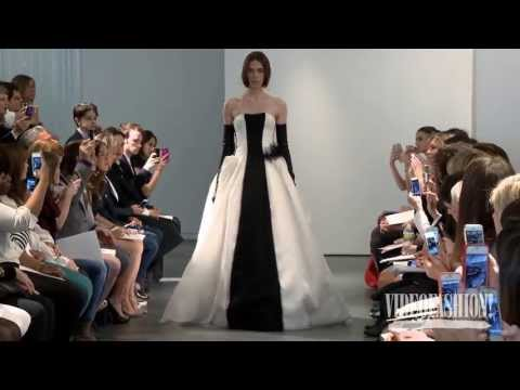 Vera Wang Bridal Spring/Summer 2014 - Videofashion