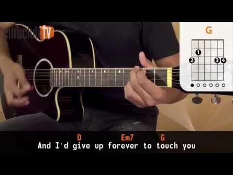Iris - Goo Goo Dolls (aula de violão simplificada)