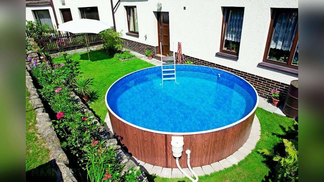 Оцинкованный бассейн