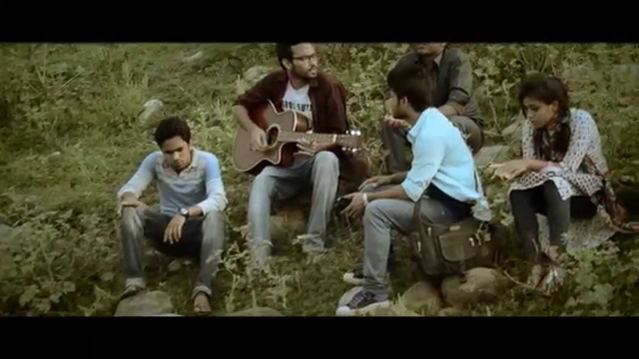 Bondhu Tomay -The Students of BAU session 94-95 (Music Video) - YouTube