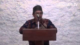 Khutbah Jumat dr. H. Dadang Rukanta: Islam & Kesehatan