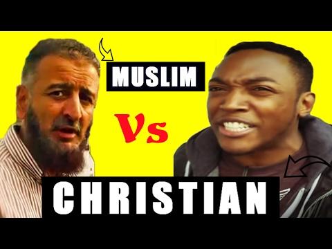 "CHRISTIAN Apologist Vs Muslim Debate Shocking & FUNNY Dramatic Ending┇""Was Jesus God Or Messenger?"""