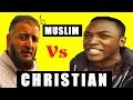 Dawah Is Easy┇CHRISTIAN Vs Muslim Debate Shocking & FUNNY Dramatic Ending┇Was Jesus God Or Messenger