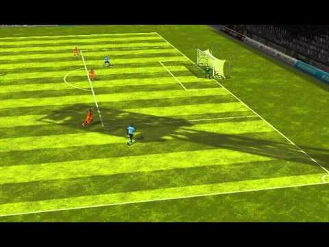 FIFA 14 Android - Bonn SC VS Esbjerg fB
