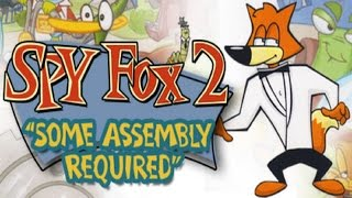 Spy Fox 2: Some Assembly Required - Full Game HD Walkthrough - No Commentary
