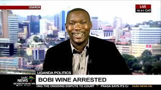 Uganda Politics | Bobi Wine arrested