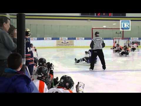 Adaptive Sports Program Ohio Celebrity Sled Hockey Game