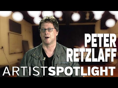 Artist Spotlight: Peter Retzlaff