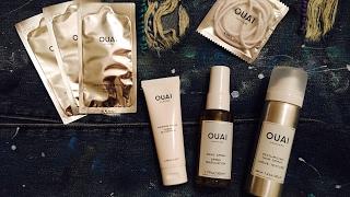 Мой обновлённый уход за волосами: OUAI (супер марка из Америки)