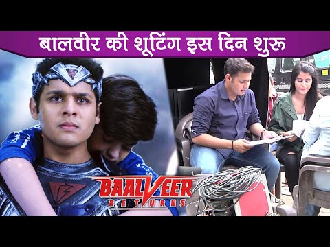 Good News! Dev Joshi Aka Baalveer Shares Baalveer Returns Shooting Date | Detail Inside