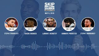 UNDISPUTED Audio Podcast (05.06.19) with Skip Bayless, Shannon Sharpe & Jenny Taft | UNDISPUTED