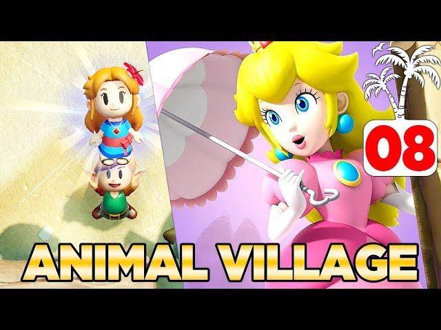Legend Of Zelda Link S Awakening How To Find Marin