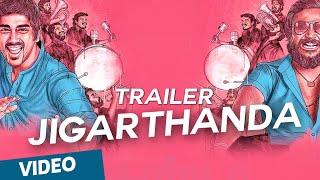 Jigarthanda New Theatrical Trailer