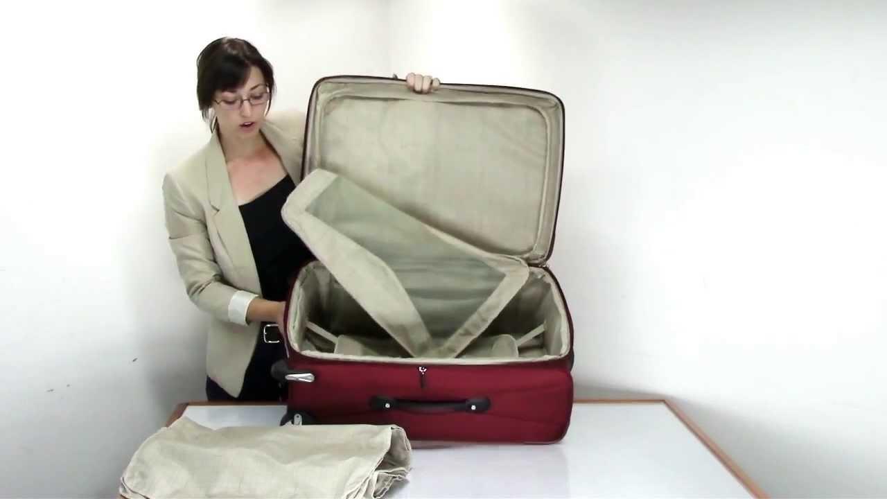 Vince Camuto Suitcase
