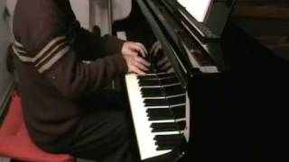 Bach, Präludium Cis-Dur, WTK II, BWV 872