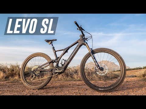 Specialized TURBO LEVO SL is GROUND-BREAKING!! First Ride Review of the new Super Light EMTB