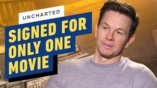 Uncharted: Mark Wahlberg Is Only Signed for One Movie