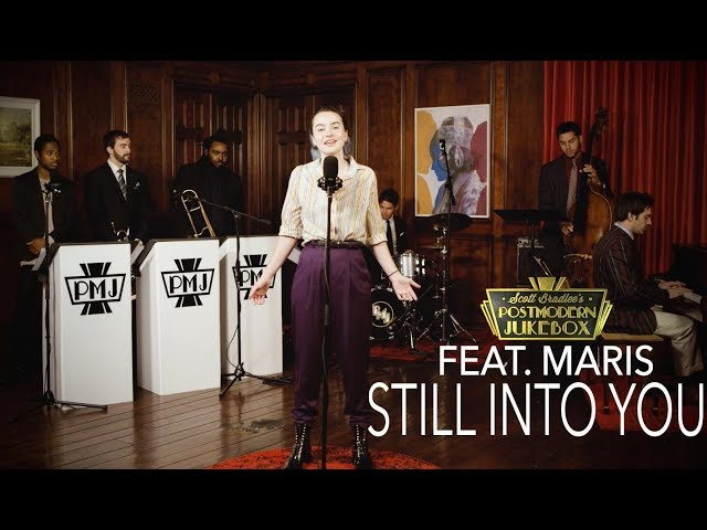 Still Into You - Paramore ('40s Swing Cover) ft. Maris