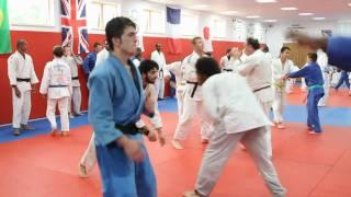 Training with Inoue