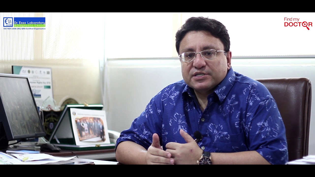 Dr  Farhan Essa's Message