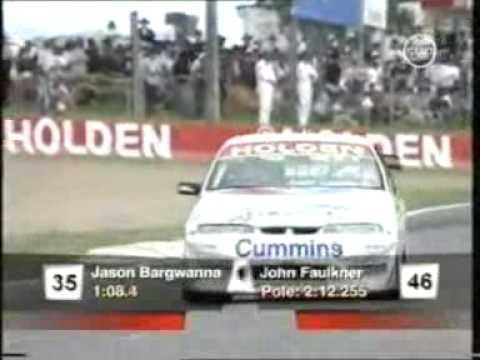 1998 Bathurst 1000 Top 10 Shootout Jason Bargwanna