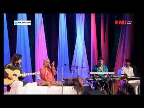 Kaisen Katen Din - Live Performance by Pandit Ajay Pohankar And Abhijit Pohankar.
