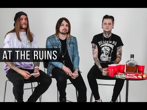 INTERVIEW / AT THE RUINS  vol.1