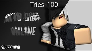 Roblox | Tokyo Ghoul Online v.0.5 | Free Tries Glitch (patched)