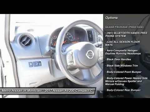2017 Nissan NV200 Compact Cargo 21994