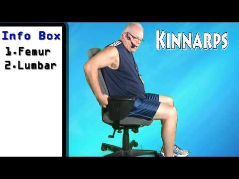 Chair Ergonomics Kinnarps