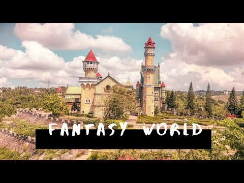 Abandoned Amusement Park? Checking Out FANTASY WORLD | Karen Faith Vlogs