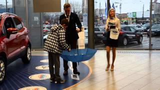 Pandora. Участие в презентации Ford Ecosport (часть 4)