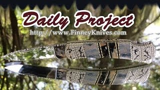 Pocket Knife Dialy Project - Case XX 61225L Mammoth Ivory