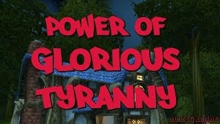 10 Twink Rogue Duels! - Power of Glorious Tyranny! - MoP