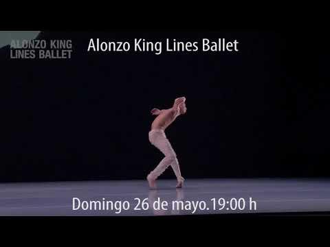 Alonzo King Lines Ballet - Palacio de Festivales