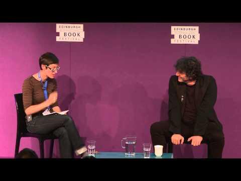 The Sandman with Neil Gaiman at the Edinburgh International Book Festival