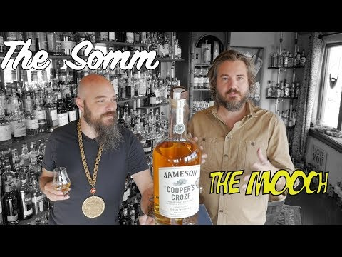 Whiskey Review - Jameson The Cooper's Croze Irish Whiskey with Jameson classic comparison Ep: 238