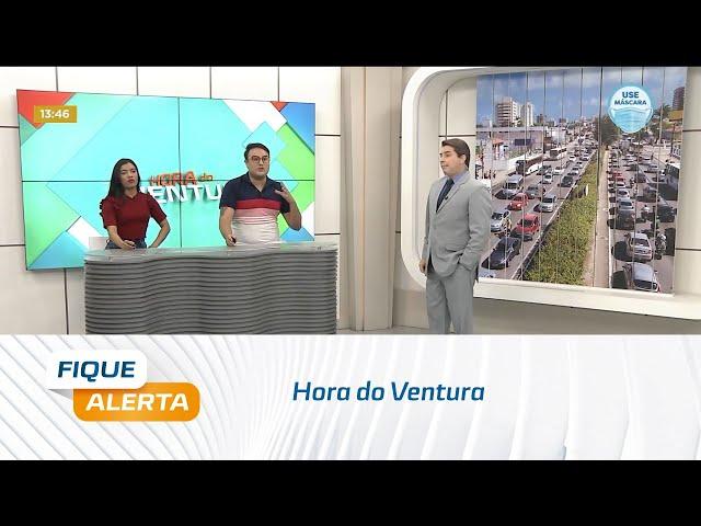 Hora do Ventura: Suposto primo de Michelle Bolsonaro expõe conversa sobre morte da avó
