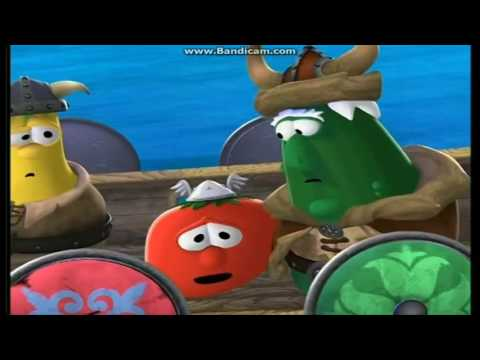 Evolution of VeggieTales Characters: Bob the Tomato