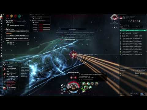 EVE Online solo PVP | Life and death of a Dragoon