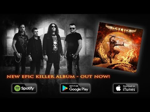 ESTATE - MIRRORLAND (2018) Epic Power metal - Full Album