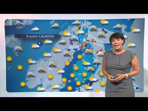 YLE Sää - Kerttu Kotakorpi (10.8.2012) | Doovi