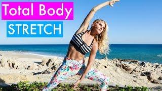Total Body Stretch - IMPROVE FLEXIBILITY | Rebecca Louise