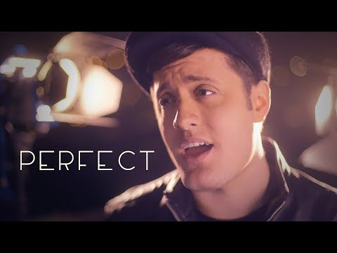 Ed Sheeran - Perfect - Sung In 3 Octaves - Nick Pitera (cover)
