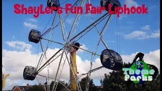 Shaylers Fun Fair Liphook July 2018 Vlog 4K