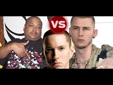 Bizarre of D12 REACTS TO MGK EMINEM DISS Rap Devil, He Thought it was Great But Also